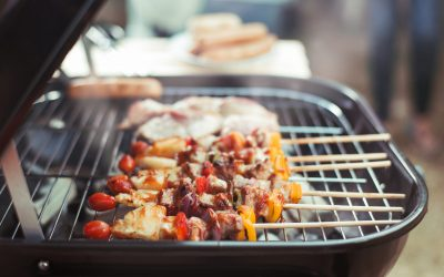 4-Step Guide to Cleaning a Barbecue